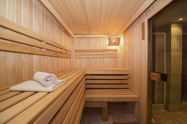 Czy warto chodzić do sauny?